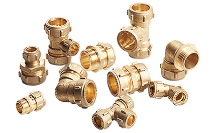 Copper Conex Fittings