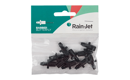 Micro Rainjet Barbed Butterfly Packed 10